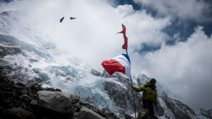 Nepalese and French expedition