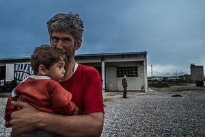Stranded in Greece, Muhammad & Ibrahim