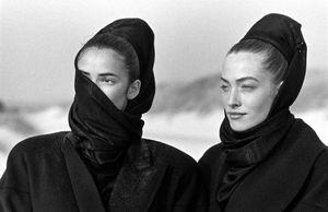 © Peter Lindbergh, 1986, Camera Work, Courtesy of Photo-London