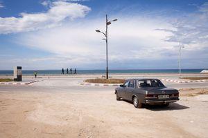 Roundabout, Tangier