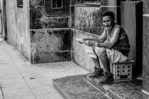 Morning Read - Havana, Cuba