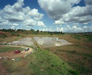"""Box Car Races"" Outside of Antananarivo, Madagascar"