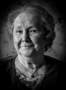 Nursing Home Portrait #10