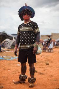 Guerreiro Fulni-ô - Pernambuco