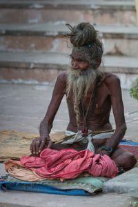Gesichter Indiens - Tiefer Glaube