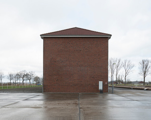 Prisoners' Block 1-4, Neuengamme Memorial and Museum, 2016