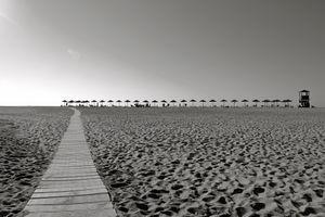 Beach Minimalist.