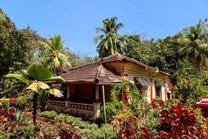Goa at home in India.