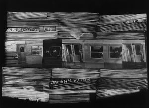 Train du Gare du Nord © Panayotis Papadimitropoulos
