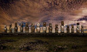 Moai, das Geheimnis der Osterinsel 8