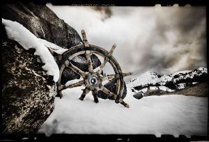 The Ship's Wheel   © Seán Duggan