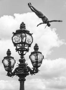 Flying Woman