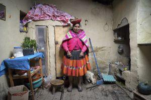 Mujer de Patacancha