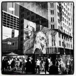 City Reflections V