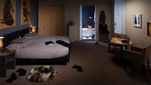 Hotel Room scene 4