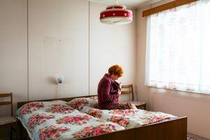 Woman in Bedroom (2013)