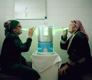 Sterilisation Lamp