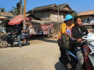 10 Cambodge on the road