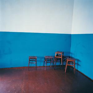 Gathering Room, Men's prison, Ukraine 2010