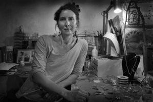 a maker of jewellery
