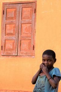 Brown colors - Togo