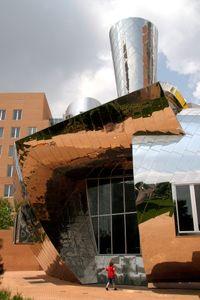 The Ray and Maria Stata Center, MIT, Cambridge, MA