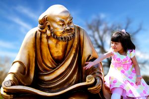 According to the Buddha 6