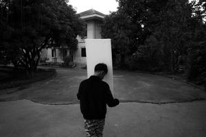 Mạnh at Làng Hữu Nghị