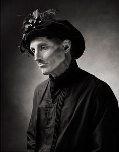 Self Portrait as Pesia Krongold