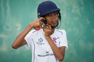 Chanz Godwin - Bermuda Cricket Board Women's Team