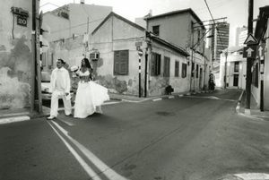 On Way to Wedding