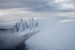 Steam and Ice
