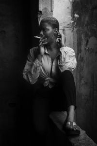 Insideground scene Kinshasa (Bitume boudoir 006)