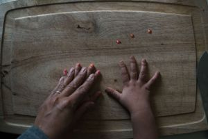 A Boy's Nails