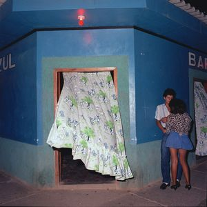 Bar, Comayagüa, Honduras 1987