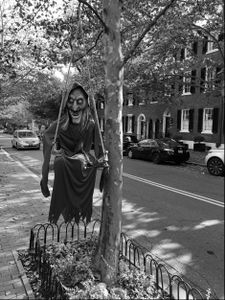 Halloween Creature, Georgetown, Washington, D.C.