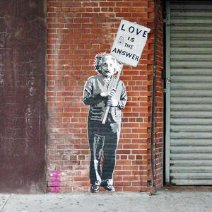 Einstein, Chelsea, New York, 2009