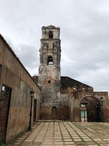 Church Ruin, Trindad