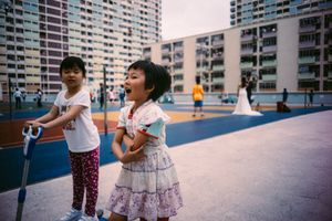 Hong Kong Child