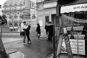 A Paris Hug