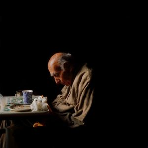 Father, from the series Still Here © Lydia Goldblatt