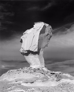 "Exposure #4. From the series ""The Erratics."" Showing at Ravestijn. Courtesy of Photo London."