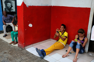 Changing Cuba. Havana