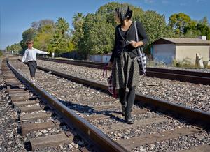 Walking on the Rail