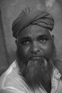 The man at Fathepur Sikri