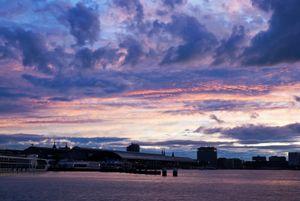 Dutch light and clouds