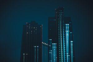 Building fantôme