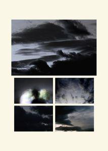 N°178 - La tête dans les nuages - Au-delà - 2012.