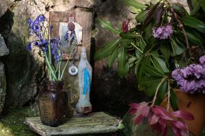 Simple Grotto - Farnaught, Co Leitrim