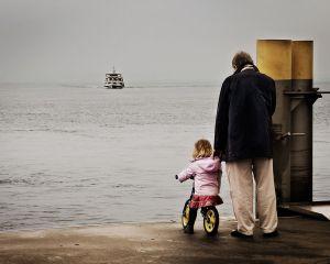 The Arrival   © Seán Duggan